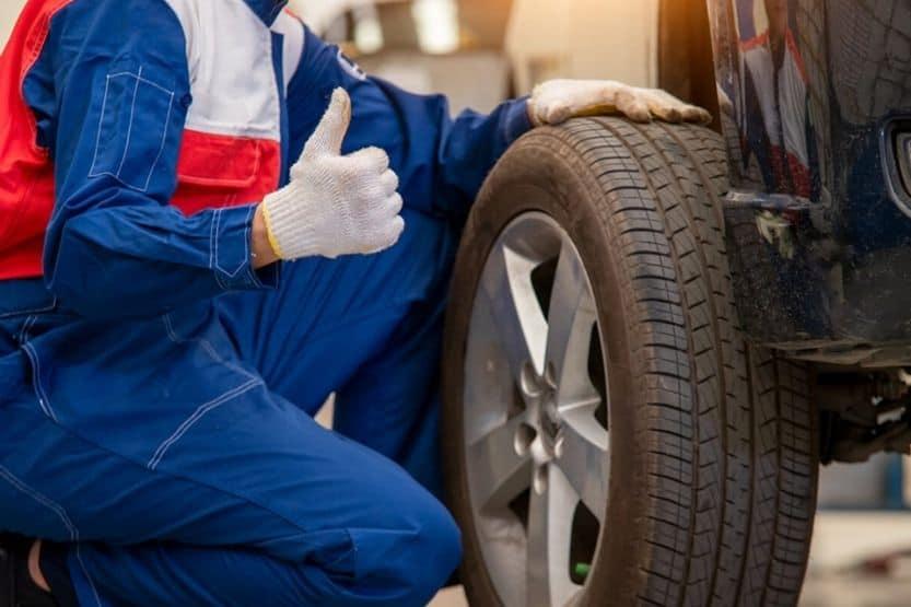 tire installation cost walmart